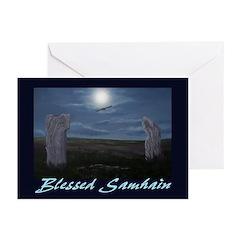 Samhain/Halloween3 Greeting Cards (Pk of 10)