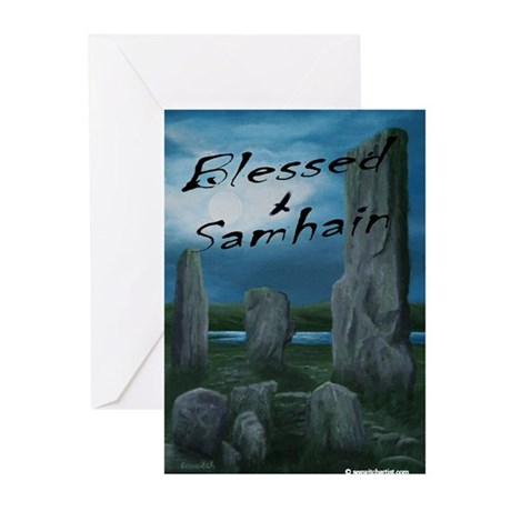 Samhain/Halloween2 Greeting Cards (Pk of 10)
