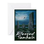 Samhain/Hallween Greeting Cards (Pk of 10)