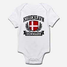Kobenhavn Denmark Onesie