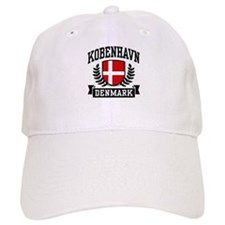 Kobenhavn Denmark Baseball Cap