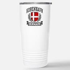 Kobenhavn Denmark Stainless Steel Travel Mug