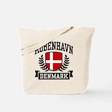 Kobenhavn Denmark Tote Bag