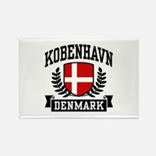 Kobenhavn Denmark Rectangle Magnet