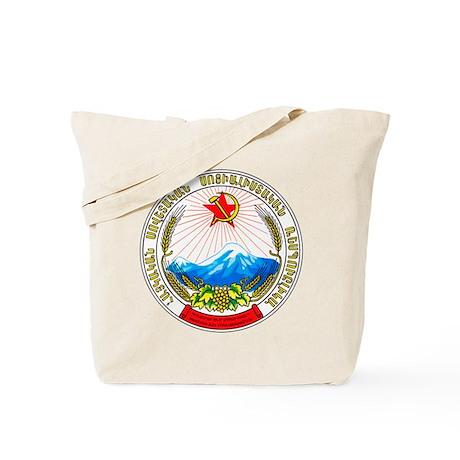 Soviet Armenia Tote Bag