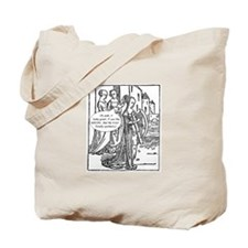 Medieval Mayhem - Gossip Tote Bag