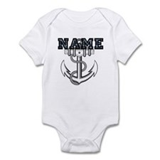 Custom Anchor #1 Infant Bodysuit