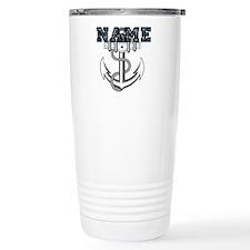 Custom Anchor #1 Travel Mug