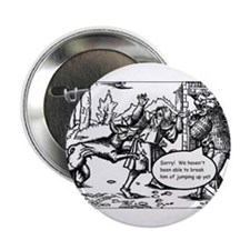 "Medieval Mayhem - Werewolf 2.25"" Button"