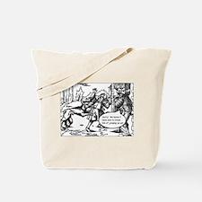 Medieval Mayhem - Werewolf Tote Bag