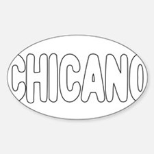 CHICANO Decal