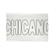 CHICANO Rectangle Magnet