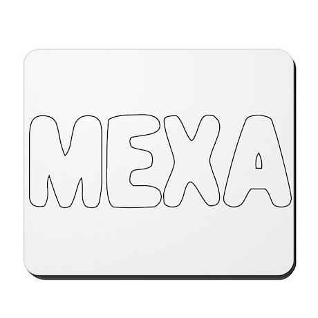 MEXA Mousepad
