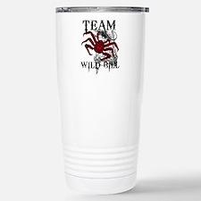 Team Wild Bill Stainless Steel Travel Mug