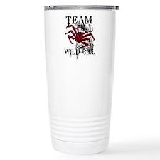 Team Wild Bill Travel Mug