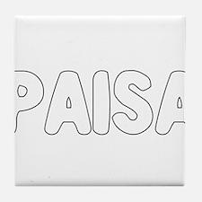 PAISA Tile Coaster