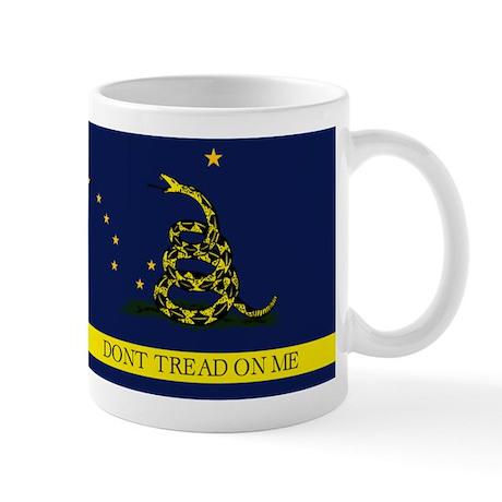 Dont Tread on Me Alaska Mug