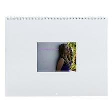 Cute Ayla Wall Calendar