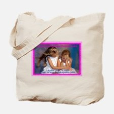 Adolescent Migraine Awareness Tote Bag
