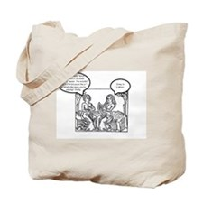 Medieval Mayhem - Chivalry Tote Bag