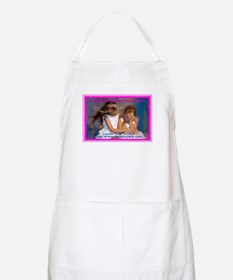 Adolescent Migraine Awareness BBQ Apron