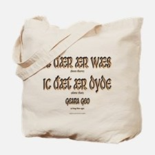 Been There, Done That Tote Bag