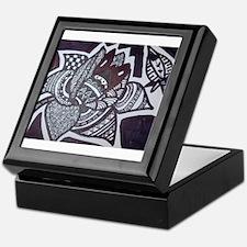 Zen Lotus Keepsake Box