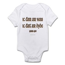 Been There, Done That Infant Bodysuit