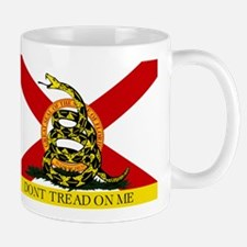 Don't Tread on Me Florida Mug