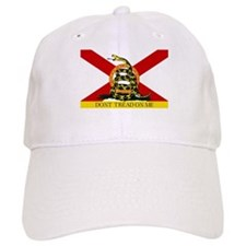 Don't Tread on Me Florida Baseball Baseball Cap