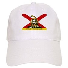 Don't Tread on Me Florida Baseball Cap