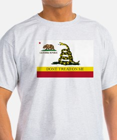 Don't Tread on Me California T-Shirt