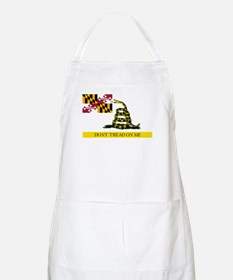Don't Tread on Me Maryland Apron