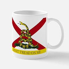 Don't Tread on Me Alabama Mug