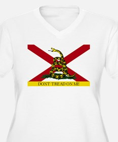 Don't Tread on Me Alabama T-Shirt