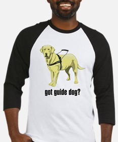 Guide Dog Baseball Jersey