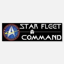 Star Fleet Command Bumper Bumper Bumper Sticker