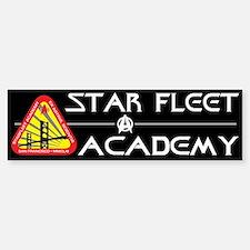 Star Fleet Academy Bumper Bumper Bumper Sticker