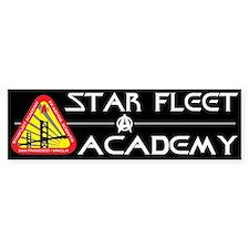 Star Fleet Academy Bumper Bumper Sticker