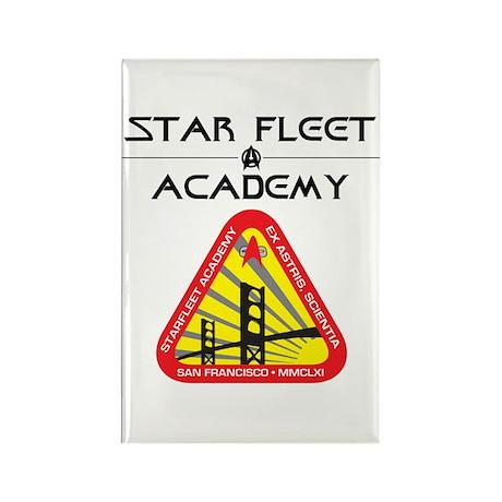 Star Fleet Academy Rectangle Magnet
