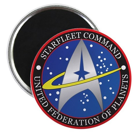 Star Fleet Command Magnet