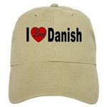I Love Danish Cap