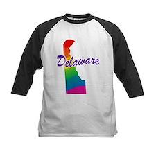 Gay Pride Rainbow Delaware Tee