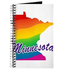 Gay Pride Rainbow Minnesota Journal