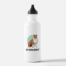 Staffordshire 3 Water Bottle