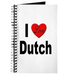 I Love Dutch Journal