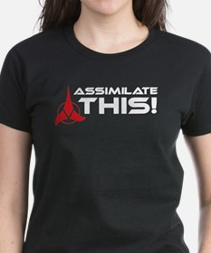 Worf: Assimilate This Tee