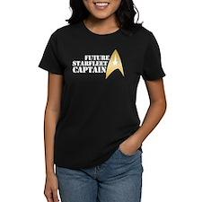 Future Starfleet Captain Tee