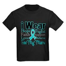 Mom - Ovarian Cancer T