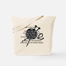 Cute Sock knitting Tote Bag